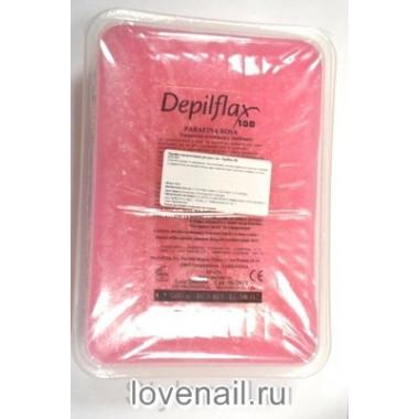 Парафин Depilflax Роза