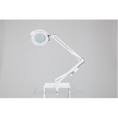 Лупа с подсветкой кольцевая 5D