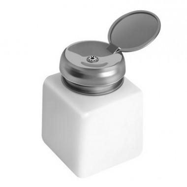 Дозатор для жидкостей с металлической крышкой